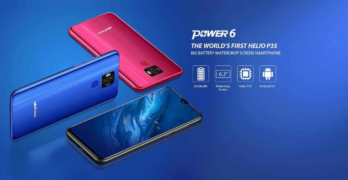 ulefone Power 6